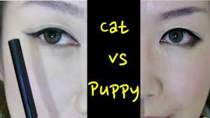 puppy eye makeup photo 1