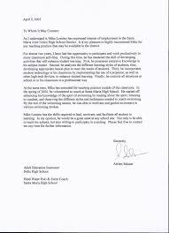 reference letter for nurse educator sample scholarship letter of recommendation santa maria high school swim team