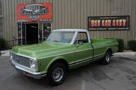All Chevy c10 72 chevy : 1972 CHEVY C10 Long Bed Truck w/ Amazing Updated 350 Motor, AC, PS ...