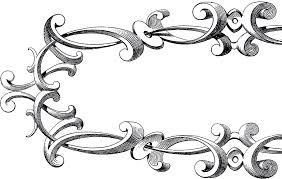 Victorian frame border Old Fashioned The Graphics Fairy Free Victorian Frame Clip Art The Graphics Fairy