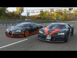 5 bugatti veyron super sport. Forza Horizon 4 Drag Race Bugatti Chiron Ss 300 Replica Vs Bugatti Veyron Ss دیدئو Dideo