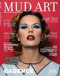 mud art make up designory 2016 issue n 8