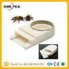 New Portable Plastic <b>Bee</b> Entrance Water Feeder <b>Mayitr</b> Beehive ...