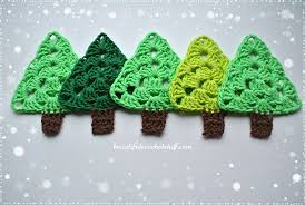 Crochet Christmas Tree Pattern Custom Crochet Christmas Tree Free Pattern Beautiful Crochet Stuff