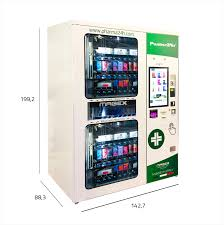 Magex Vending Machine Cool Pharma48H Vending Machines Pharma48h