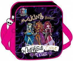 <b>Сумка</b> на ремне <b>Monster High</b> 22х23х8 см