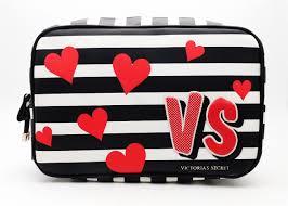 hearts cosmetic bag walmart