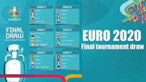 EURO 2021 Final Tournament Draw - YouTube
