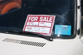 For Sale Sign On Car Sell Your Car Like A Pro Codeqrcode Com Blog