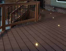 deck floor lighting. Yet These Tiny LED Recessed Lights Will Withstand Years Of \u201cwear And Tear\u201d:  The Polycarbonate Used Is Nearly Indestructible Pound For Tougher Than Deck Floor Lighting R
