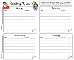 First Grade Reading Log Alfa Img Showing First Grade Reading Log Template