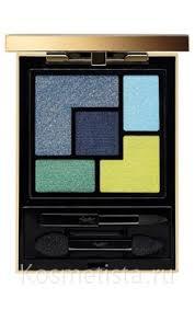 Отзывы на Сухие <b>тени YSL</b> Couture Palette 5 Couleurs ...