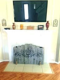 fireplace door cover s custom outdoor fireplace covers fireplace door cover