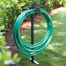 hampton bay decorative hose stand 645