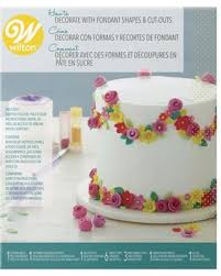 Score Big Savings On Wilton How To Decorate With Fondant Shapes And
