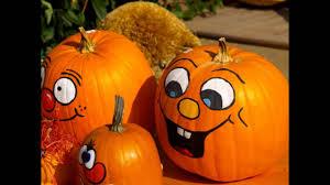 Cool Pumpkin Faces Creative Painted Pumpkin Decorating Ideas Youtube