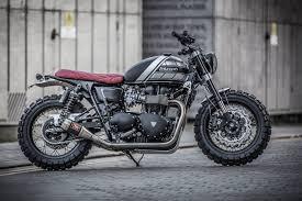 blog of the biker scrambler motorcycles with big fat tire