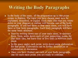 basic guide to writing an essay   presentation english language  go
