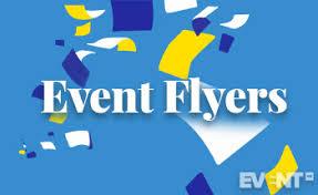 Art Event Flyer Event Flyer Design 100 Inspiring Ideas To Make Your Event