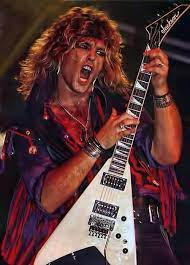 Robbin Crosby - The Man They Called King