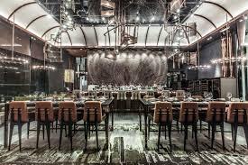 bar interiors design 2.  Design AMMO Restaurant Hong Kong By Wang Studios U2013 Military Chic Creates A Surreal  Yet Modern Space Inside Bar Interiors Design 2