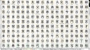 Wallpaper Kanji Training Grade 2 1080p By Palinus On