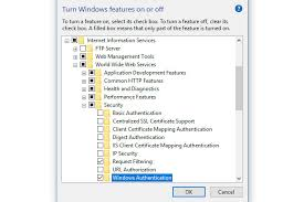 How To Install Iis Internet Information Services Lansweeper