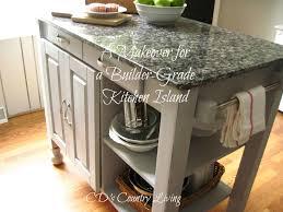 Kitchen Island Makeover Kitchen Island Makeover