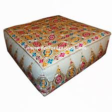 moroccan floor pillows. Brilliant Moroccan Moroccan Embroidered Floor Cushion For Pillows H