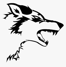 To draw a realistic wolf, lightly draw a circle, then add a tufted ear at the back of the circle, then another just to the left of that. Transparent White Wolf Png Cool Wolf Drawing Easy Png Download Kindpng