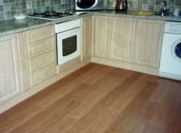 Quick Step Nat Varn Oak In Kitchen