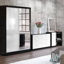 Black And White Bedroom Furniture - Bedroom Idea for Your Home
