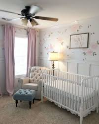 baby girl nursery furniture. Baby Bedroom Furniture Awesome Girl Nursery Floral Walls Pink Curtains I