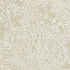 Morris Co Behang Artichoke William Morris Luxury By Nature