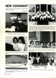 Palo Verde Christian High School - Olympian Yearbook (Tucson, AZ), Class of  1986, Page 70 of 102