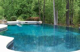 infinity pool edge. Large Infinity Edge Pool · With Spa And Diving Board G