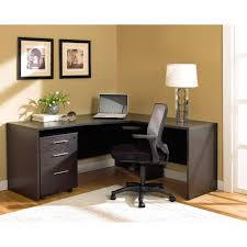 corner office furniture. Top 68 Peerless White Corner Office Desk With Shelves Small Computer Drawers Genius Furniture N
