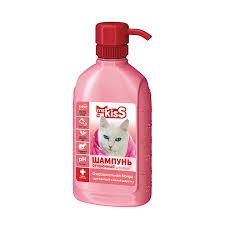 <b>Ms</b>. <b>Kiss шампунь для</b> светлых окрасов кошек Очаровательная ...