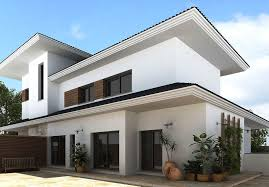 paint house exteriorHouse Painting Models Inspirations With Contemporary Exterior By