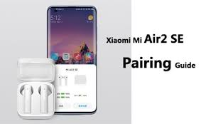 How to Pair <b>Xiaomi Mi Air2 SE</b> with iOS iPhone or Android Phones ...