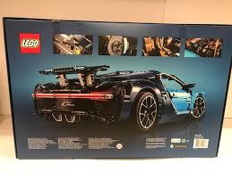 Car functional steering large scale vehicle sports car super car w16 engine. Lego Technic 42083 Car Lego Technic Bugatti Chiron Catawiki