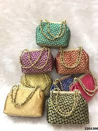 Ethnic Trendy Stylish Beautiful Wedding Designer Bags