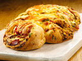 bacon and cheese bread pull aparts