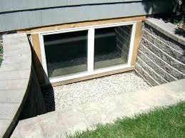 basement window well designs. Modren Designs Basement Window Well Designs Interesting Well Egress Window Home Depot  Basement Windows Stone You And Designs R