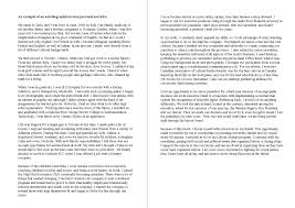 Personal Profile Essay Examples How To Write A Biography Essay