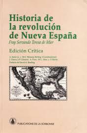 Historia de la revolución de Nueva España - V. Bibliografía - Centro de  estudios mexicanos y centroamericanos