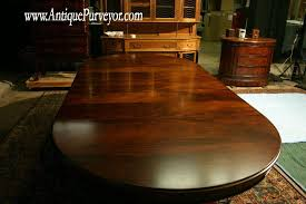 pretty round dining room table with leaf 27 60 mahogany leaves victorian 554