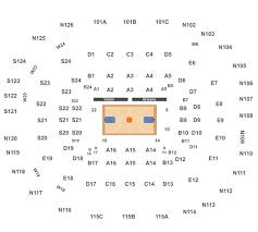 Arizona Mckale Center Seating Chart Arizona Wildcats Vs Usc Trojans At Mckale Center On 2 6