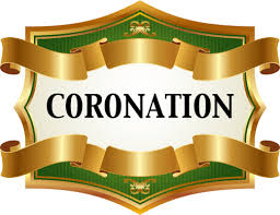 Image result for coronation clipart
