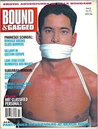 Bound & Gagged Magazine #51 March/April 1996: Bob Wingate: Amazon ...